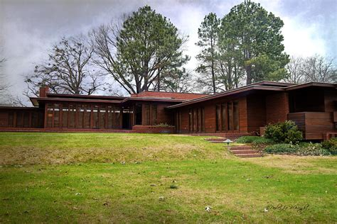 usonian house fllw rosenbaum usonian house 4 photograph by paulette b wright