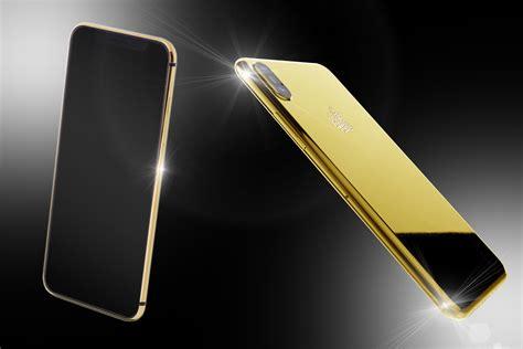 stuart hughes 24ct gold iphone xs unique edition stuart hughes