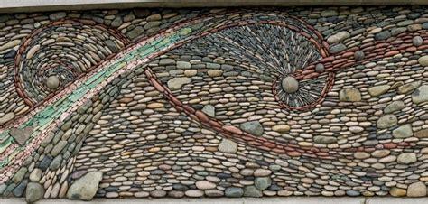 mauerwerk outdoor kamin pläne kamen mozaik od kamena kamini ideje slaganje kamena