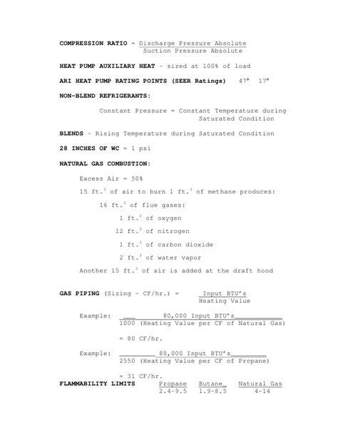 ship displacement formula hvac formulas