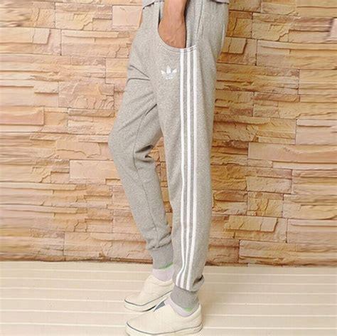 Celana Panjang Kasual Olahraga Santai 4 Pieces mens mode baru kasual celana harem celana olahraga celana sarouel pria olahraga