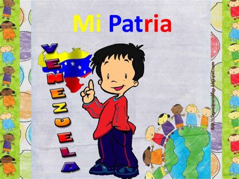 imagenes simbolos naturales de venezuela cierre de proyecto 5to quot a quot mi patria venezuela