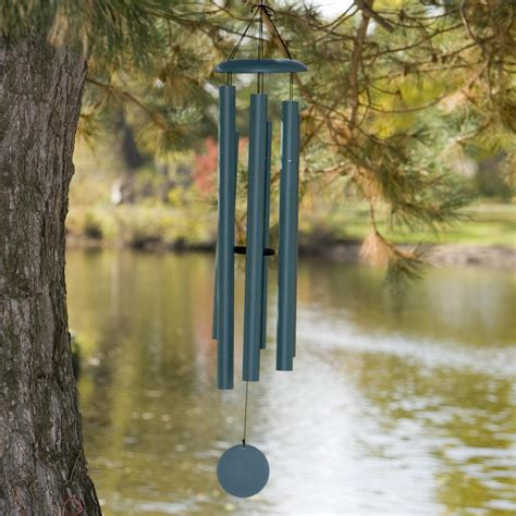 corinthian bells 65 inch wind chime wind chimes at hayneedle