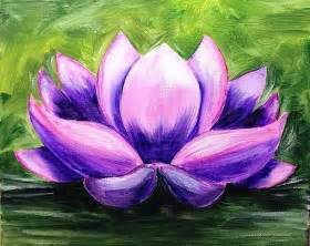 Lotus Flower Painting 25 Best Ideas About Lotus Flower Paintings On
