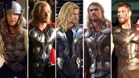 film streaming thor 1 la evoluci 243 n de thor a trav 233 s de los a 241 os youtube
