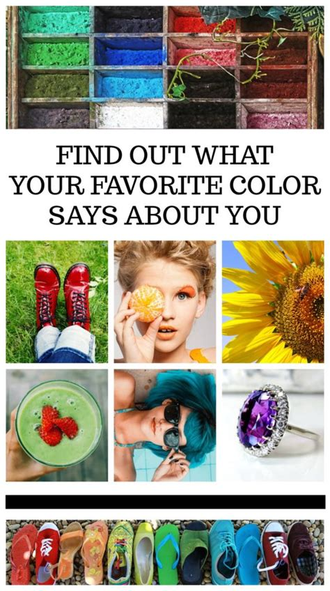 what your favorite color says about you find out what your favorite color says about you