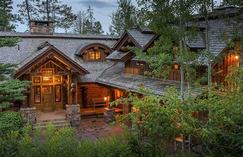 Small Homes Jackson Wyoming Teton Retreat