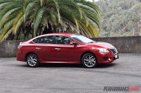 nissan sedan 2015 2015 nissan pulsar sss sedan review performancedrive