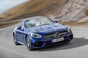 Mercedes Sl 2017 Mercedes Sl Preview