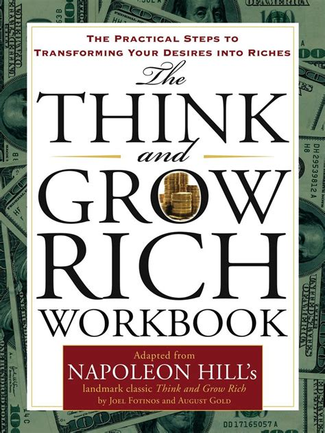 think and grow rich guide an official publication of the napoleon hill foundation books think and grow rich quotes quotesgram