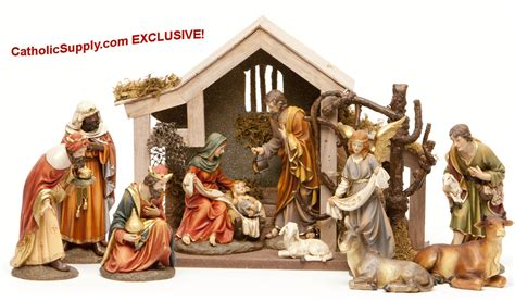 Nativity Cribs For Sale sale nativity sets