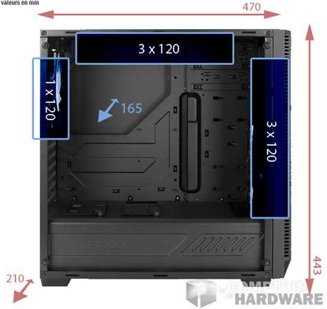 Le Comptoire Du Hardware by Test Antec P8 Le Comptoir Du Hardware