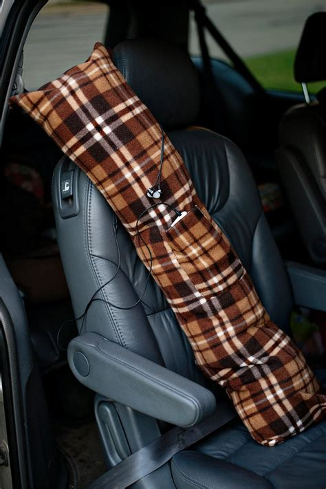 25 best ideas about seat belt pillow on