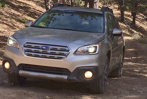 subaru outback off 2015 subaru outback 3 6r getting bigger and better first