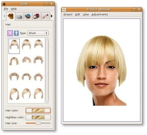 hair makeover download photo hairstyle software download adoptillegally ga