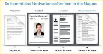 Bewerbungsmappe Mit Deckblatt 7 Bewerbungsmappe Vorlage Reimbursement Format