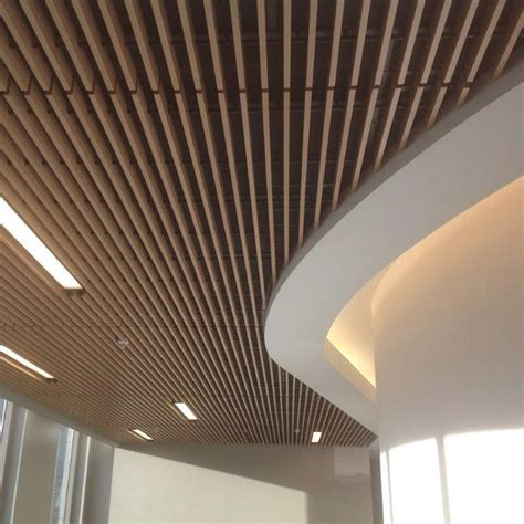 Wood Plank Drop Ceiling Tiles