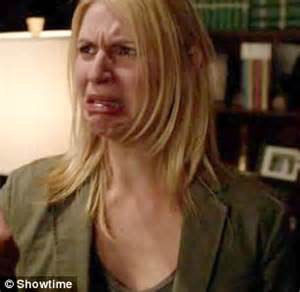 Claire Danes Meme - claire danes homeland character won t be a cia officer in