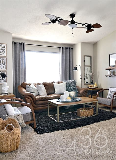 living room decorating ideas on house tour living the 36th avenue home decor neutral living room the 36th avenue