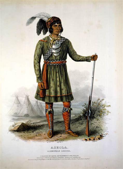 the seminole indians of florida genealogy trails happy indian wars second seminole war 1835 1842