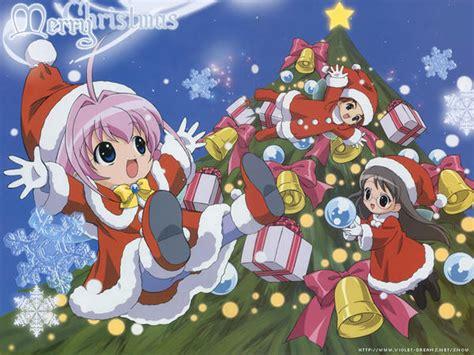 natale materiale  anime  manga  tema