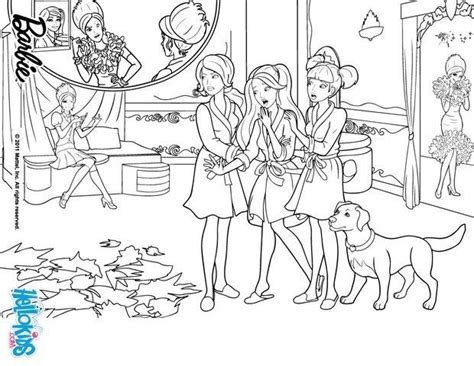 barbie school coloring page 687 best coloring book pages images on pinterest