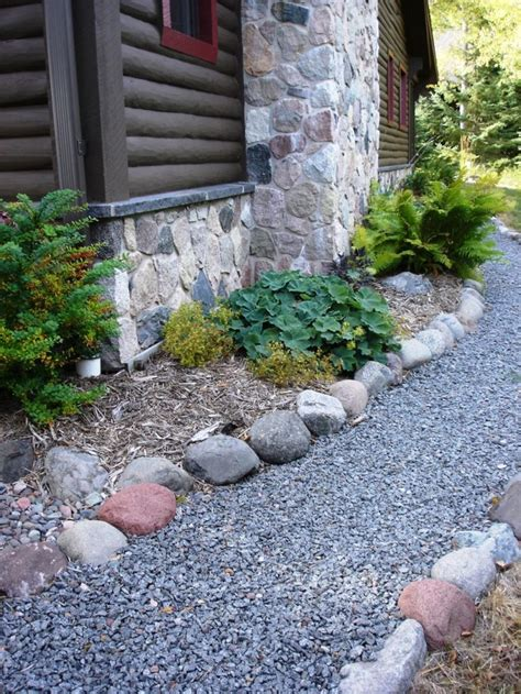 Landscape Ideas Gravel Gravel Pathway Landscaping Ideas