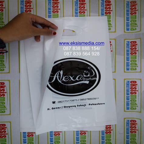 Kantong Murah kantong plastik murah di klungkung cetak sablon murah