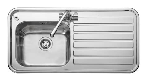 leisure glendale 1 bowl sink sinks kitchen accessories leisure luxe lx105r 1 0 bowl 1th stainless steel inset