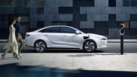 geely  introduced   electric car brand