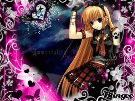 imagenes anime gotico anime gotico picture 113845313 blingee com