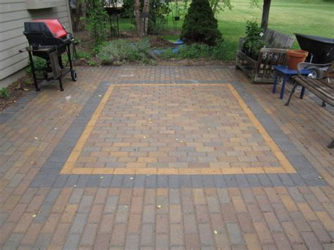 Brick Paver Patio Cost Brick Pavers Canton Plymouth Northville Arbor Patio Patios Repair Sealing