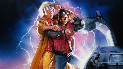 Back In The back to the future wallpapers 44 hd wallpapers