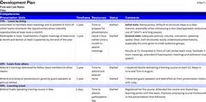 individual performance plan template search results for career plan templates calendar 2015