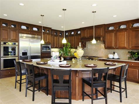 Oak Kitchen Island With Seating kitchen island with seating with charming kitchen island table with
