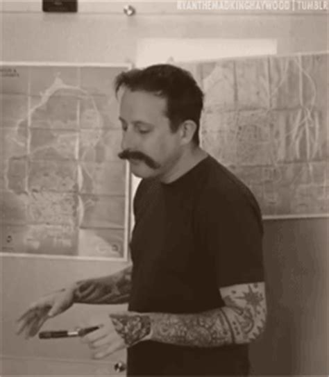 geoff ramsey tattoos i blame rooster teeth and achievement