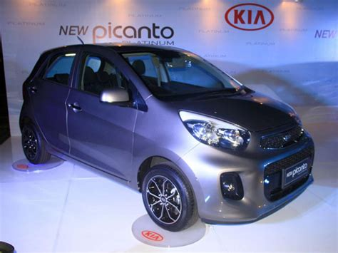 Kas Rem Mobil Picanto Kia Picanto Platinum Mulai Dipasarkan Di Indonesia Mobil