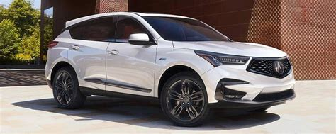 what will the 2020 acura rdx look like 2020 acura rdx colors exterior interior courtesy acura