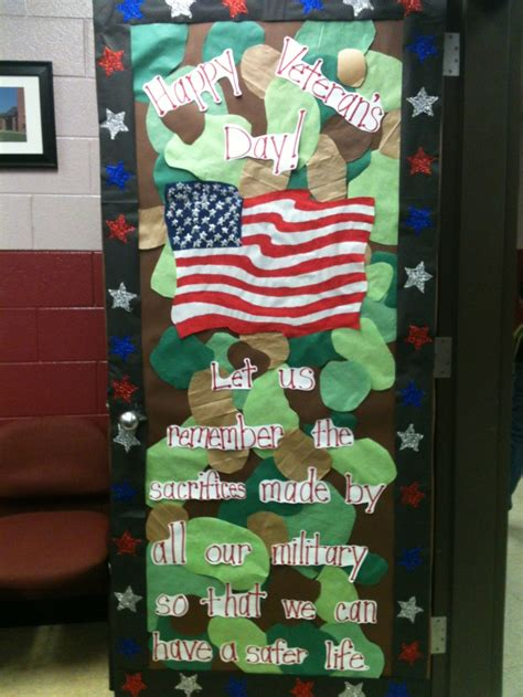 Veterans Day Decoration Ideas by 46 Best Projects Veterans Day Images On Classroom Ideas Veterans Day And School