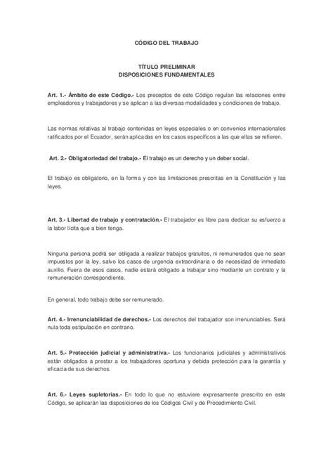 codigo civil ecuador reforma pdf codigo de trabajo pdf 2016 ecuador new style for 2016 2017
