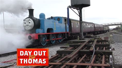 Day Out With Thomas And Friends Engines In Real Life At Day Real