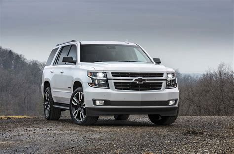review chevrolet 2018 chevrolet tahoe reviews and rating motor trend