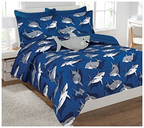 shark bed shark home decor for enjoying shark week