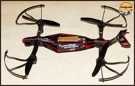 Drone Racer d 233 couverte du kyosho drone racer