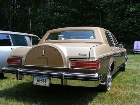 lincoln versailles rear end for sale 17 best images about lincoln versailles on
