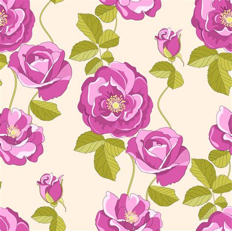 flower pattern design vector 20 vintage floral patterns photoshop patterns