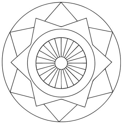mandalas par difficult 233 le mandala