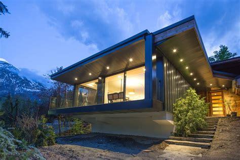 chalet designs self built chalet transformed into a modern second home