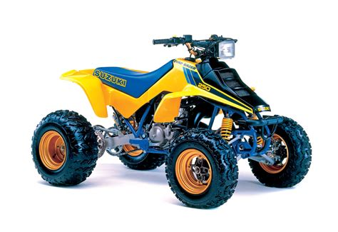 suzuki atvs that changed the world utv magazine