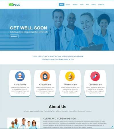 bootstrap templates for hospital free download bootstrap admin template free download